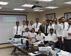 A Complete Training Program for One of the Leading Groups in UAE
